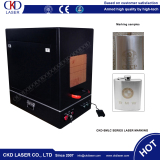 Mini Sealing Fiber Laser Marking Machine
