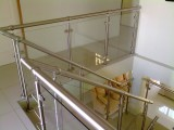 Project 6 - Glass Railing with Handrail Bracket