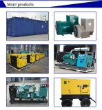 Container reefer super silent generator,4 wheel mobile generator