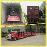 Electric Trailer Sightseeing Bus