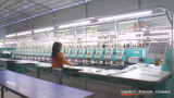 Guangzhou Lepanchuang Garment Embroidery department