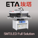 ETA Semi Automatic SMT Stencil Printer ETA1200,LED SMT Stencil Printer Machine Manufacturer