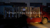 YuHuan Y-King Valve Co.,Ltd.-Brass Ball Valve Delivery2