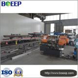 Steel pipe cutting