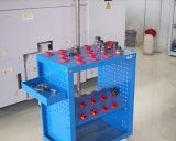 mobile handle cabinet