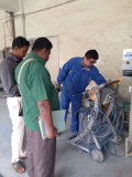 Clients from Sri Lanka visit our factory--Nov.10th