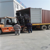 egypt customer machine delivery