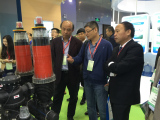 Attending Shanghai Water Exhibitiong