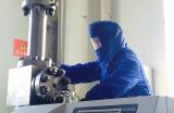 Liquid nitrogen treatment