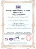 ISO9001-2008 Certificates