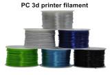 6 color PC 3d printer filament