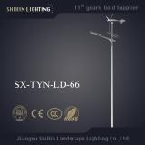 30W Solar Street Light with LED Lighting