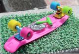 Plastic skateboard (YVP-2206)