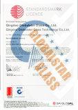 certificate of australian stardard - Globalstar