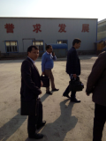 India Client Visit our Machinery
