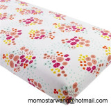 Baby crib sheet cover