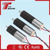Health care electronics plastic gear 3V DC coreless motor