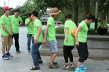china manufacture neoprene ball activity for teams cooperation