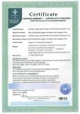Playground Combines Slide Equipment Certificate