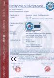 CE Certificate of pressure tank