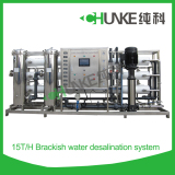 15T/H RO system Water treatment plant for Brackish Water