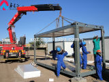 container house installation in africa