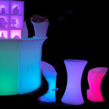 What are the advantages of LED furniture compare with traditional furniture?