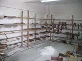 Wood Painting Room