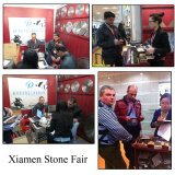 Pulifei at Xiamen Stone Fair