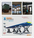 SHUNLI loading 2 Post Lift