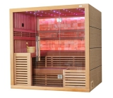 Luxury Sauna Cabin M-6055