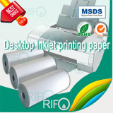 Desktop inkjet printer adhesive BOPP based Label Material