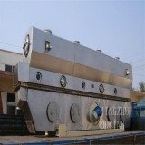 Huawei company place an order for our two ZLG vibration fluidized bed dryer