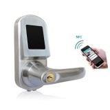 Zinc Alloy Mobile Phone Smart Door Lock