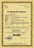 ROHS Certificate for USB 3.0 HUB