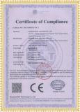 Certificates:CE