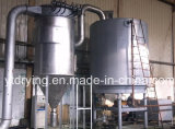 Waste salt (potassium chloride) processing tray dryer