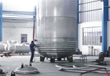 Reaction kettle manufacturing site