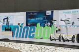 Ninebot on Auto China 2014