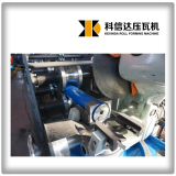 KXD round downpipe roll forming machine