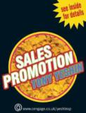 sales promotion will come soon