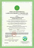 Occupational health and safety mangement system certificate