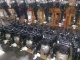Engines in warehouse