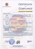 CE Certificate Of Extrusion Line