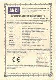 CE-LVD certification