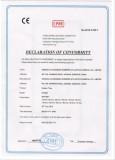 EN1177 Certification