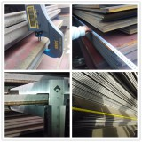 Steel plate/sheet quality control