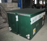 Stainless steel Power Cabinet for State Grid Corporation of China