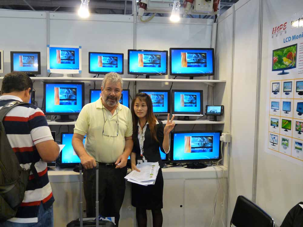 China Souring Fair in Hongkong