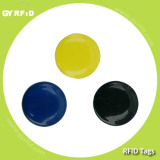 RFID Disc Tags with hard Epoxy for Rfid asset tracking system